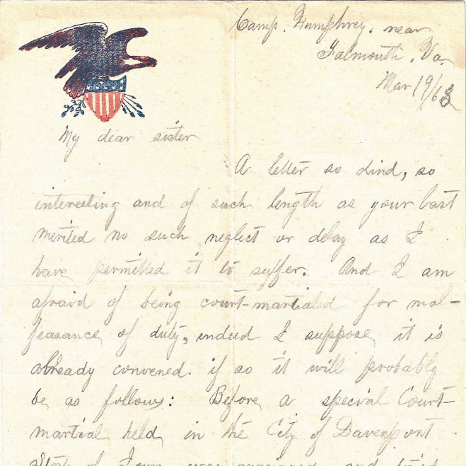 Letters, E-Mail and History