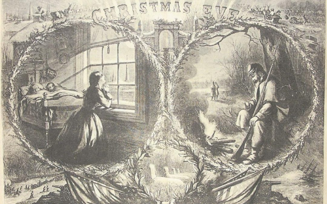 Christmas Letters From a Union Soldier