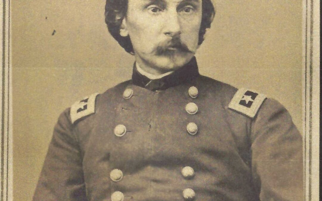 """General Gouverneur K. Warren: From Military Hero to """"Reluctant Warrior"""""""